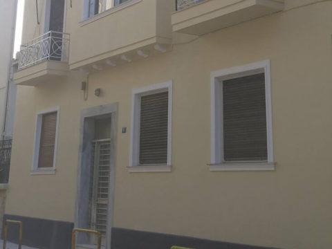 Ανακαίνιση προσόψεων πολυκατοικίας