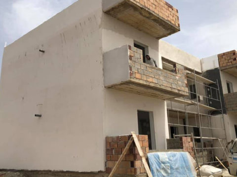Κατασκευή ενοικιαζόμενων δωματίων στην Κρήτη